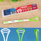 PP Silicone Tongue Tounge Cleaner Scraper Dental Care Oral Hygiene Mouth