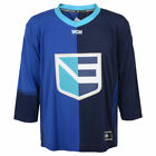 adidas Europe Hockey Youth Blue World Cup of Hockey 2016 Replica Jersey