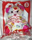 2012 McDonald's Happy Meal Toy Build A Bear #3 Endless Hugs and Friendship Teddy