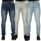 Loyalty & Faith Mens Skinny Fit Jeans Casual Stretch Denim Pants Branded Pants