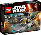 Home A3) LEGO® LEGO Star War (75131) Battle pack Episode 7 Heroes
