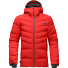 North Face Cirque Down Mens Jacket Snowboard - Centennial Red All Sizes