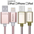 Lumsing Lightning Sync Charging Cable 3.3FT Durable For iPhone 5 5s 6 6s 7 7s