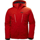 Helly Hansen Charger Mens Jacket Snowboard - Alert Red All Sizes