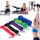 Resistance Bands Loop Pull Up Assist Exercise Yoga Crossfit Stretch Workout Band image