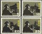 DDR 1161-1164 (complete.issue) unmounted mint / never hinged 1966 10 years Peopl