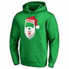 Fanatics Branded Vancouver Canucks Kelly Green Jolly Pullover Hoodie - NHL