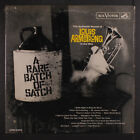 LOUIS ARMSTRONG: A Rare Batch Of Satch LP (Mono, drill hole, few foxing spots o