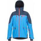 Picture Organic Naikoon Mens Jacket Snowboard - Blue All Sizes