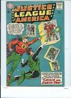 Justice League of America #22 (Sep 1963, DC) GD