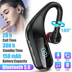 Waterproof Wireless Bluetooth Headphones Headsets Stereo Touch Earphones Earbuds