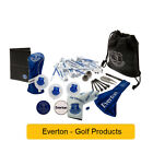 EVERTON FC - GOLF PRODUCTS - Official Football Merchandise (Gift, Xmas,Birthday)