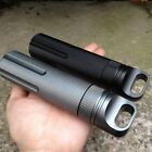 Outdoor Survival EDC Waterproof Capsule Seal Bottle Case Container Holder USA