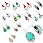 Jewelexi dangle 925 sterling silver earrings handmade jewelry 5919B