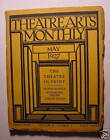 THEATRE ARTS May 1927 BURNS MANTLE RALPH ROEDER