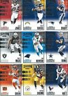 2016 Panini Contenders Football Base cards - Complete Your Set !!