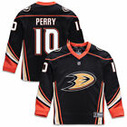 Fanatics Branded Corey Perry Anaheim Ducks Youth Black Replica Player Jersey