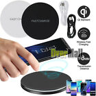 Type C QI Wireless Charger Fast Charge Pad For iPhone 8 X S7 Edge S8 Plus Note 8