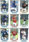 2014 Bowman Top Prospects Baseball cards - Pick the ones you want !!