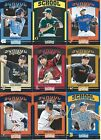 2017 Panini Contenders Draft Picks School Colors Baseball cards - Your Pick !!