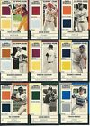 2017 Panini Contenders Draft Picks Old School Colors Baseball cards - You Pick !