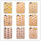 for iPhone X 8 7 6 Plus 5s phone case cover funny pattern best friend gift smile