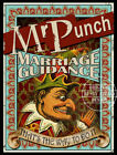 "MR PUNCH ""MARRIAGE GUIDANCE"" : VICTORIAN  METAL SIGN : 3 TO CHOOSE FROM"