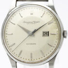 Vintage IWC Schaffhausen Cal.8531 Stainless Steel Automatic Mens Watch BF312287