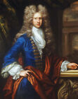 """JOHN CLOSTERMANN """"Portrait Of A Gentleman"""" ON CANVAS or PAPER various SIZES"""