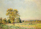 "ALFRED SISLY ""A Summer's Day"" landscape print NEW choose SIZE, from 55cm up, NEW"