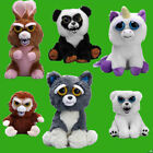Feisty Toys Soft Plush Stuffed Scary Face Panda Monkey Interactive Toy Unicorn