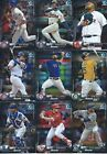2017 Bowman Chrome Baseball Cards - Pick the ones you want !!