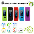 Bluetooth Smart Watch Bracelet Pedometer Step Calorie Counter Activity Trackers