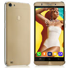 """6"""" Unlocked Smartphone For AT&T T-Mobile Straight Talk Android Cell Phone 5.0MP"""