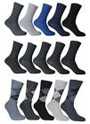 10er Pack Business-Socken Herren - 10 Paar Herrensocken aus Baumwolle