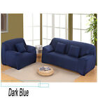 Loveseat Sofa Couch Stretch Elastic Slipcover Chair Protect Cover 1 2 3 4 Seater