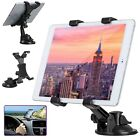 """360° Car Windshield Desk Holder Mount Stand For 7""""-10"""" Tablet iPad Air/4/3/2 GPS"""