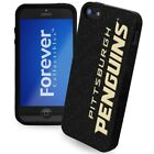 Pittsburgh Penguins NHL Silicone iPhone 5 Cover