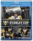NHL 2017 Stanley Cup Champions [Blu-ray] *NEU* Pittsbugh Penguins Meister Crosby