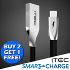 For Samsung Galaxy S9 / Plus Itec Type C USB-C Sync Charger Charging Power Cable