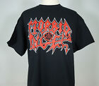 MORBID ANGEL Band Logo, Altars Of Madness Graphic Shirt (NEW)