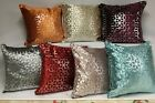 "Vera  Cushion Covers, 4 Fantastic Colours 18"" (43cm) Also filled cushion"