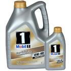 [7,82€/L] 6L MOBIL 1 0W40 MOTORÖL ÖL SHC SYNTHESE TECHNOLOGY 153678