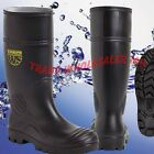 Worksite SS628SM Black Safety Wellington Boots Steel toecap S5 UK sizes 5-13