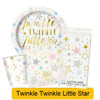 TWINKLE TWINKLE LITTLE STAR Birthday Party - Baby Shower Tableware & Decorations
