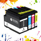 LOT HP932XL Ink for HP Officejet 7110 7510 6100 6600 7612 6700 7610 e-All-in-One
