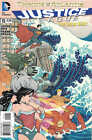 Justice League #15 Billy Tucci Variant DC 2011 New 52 Throne of Atlantis
