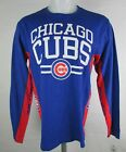 Chicago Cubs MLB Men's Hands High Graphic Long Sleeve T-Shirt on Ebay