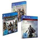 Assassins Creed Ezio Collection Syndicate Chronicles Sony PS4 Spiele, NEU