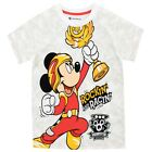 Mickey Mouse and the Roadster Racers T-Shirt | Boys Mickey Mouse Tee | NEW